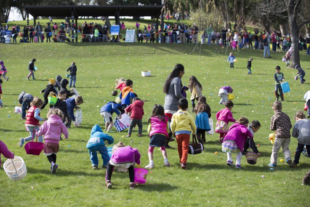 2015 Pullman Egg Hunt. Photo Brandon Chapman