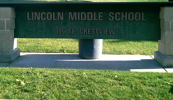Lincoln Mid School sign crop - Copy