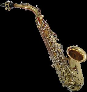 Saxophone. Creative Commons, courtesy Wikimedia